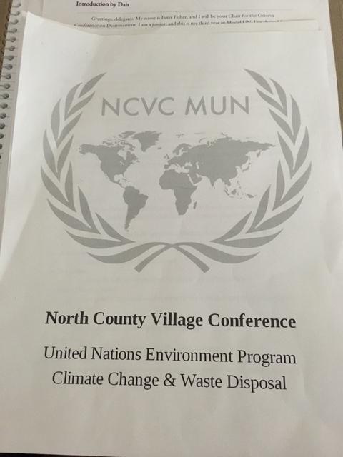 Sample Model U.N worksheet