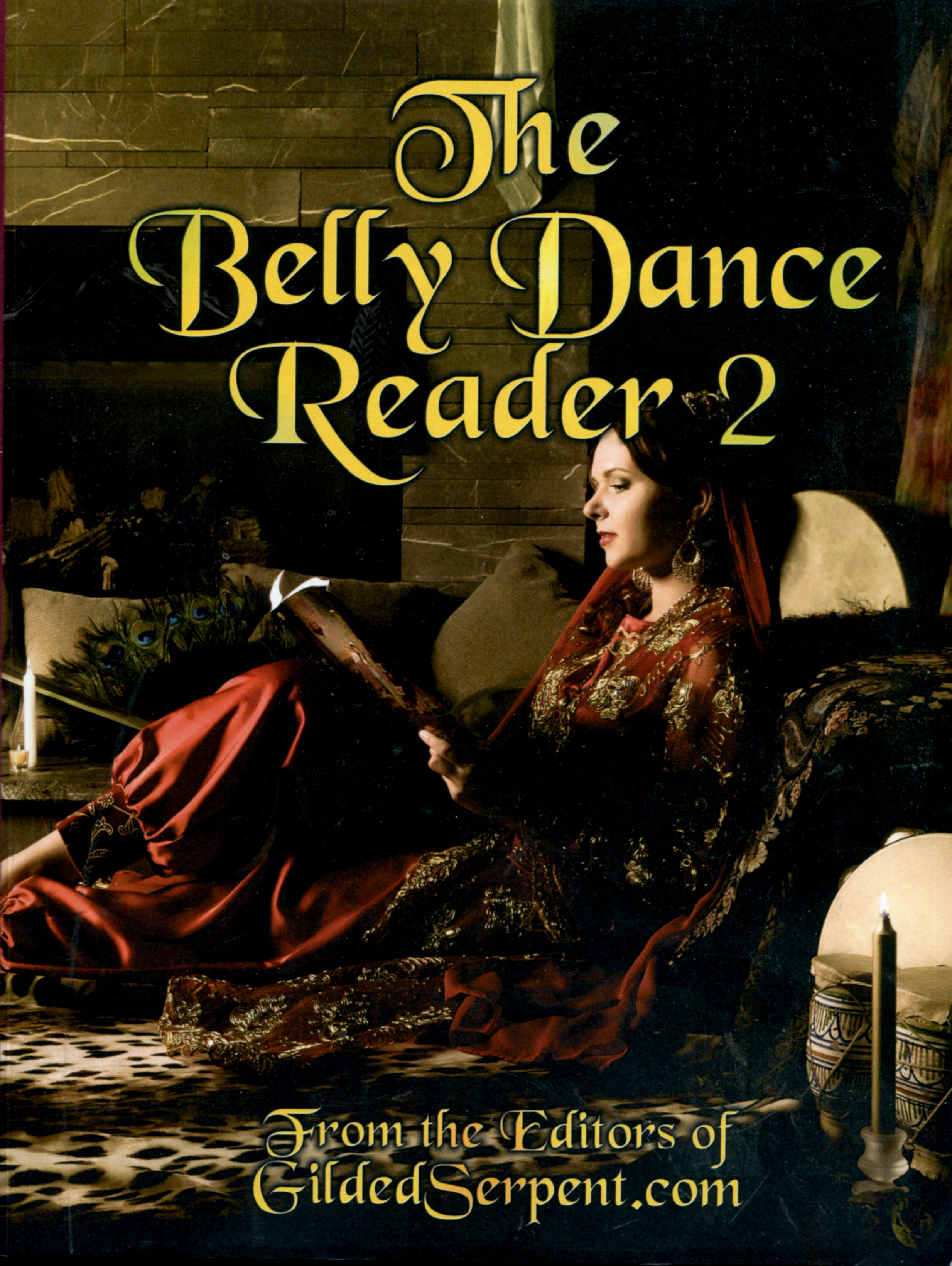 2014 Belly Dance Reader 2 with my article.
