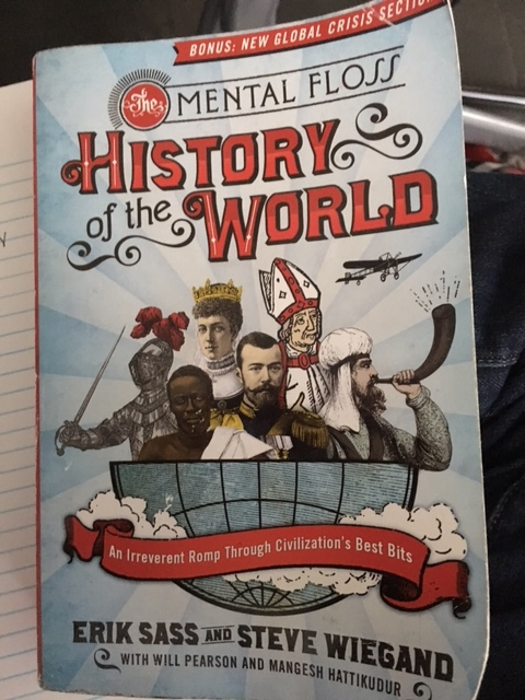 The book is written in a way to keep the students engaged and entertained while learning about history.