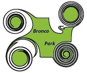 Bronco Park Application Logo