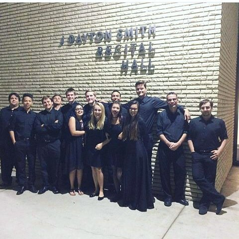 SDSU Percussion Section