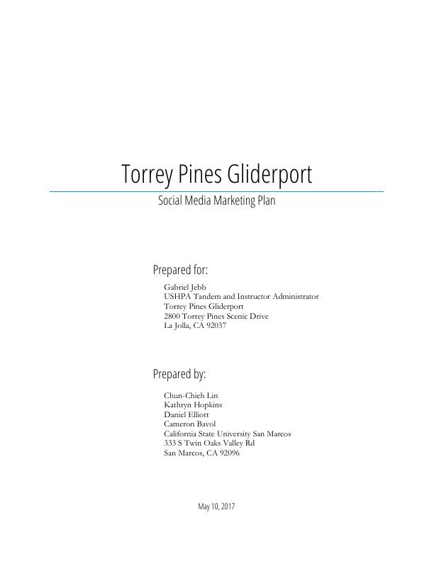 Torrey Pines Gliderport SMMP