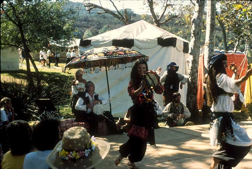 San MArcos Rennaisance Faire, 1992
