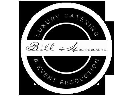 Bill Hansen Catering Spice Box Sticker