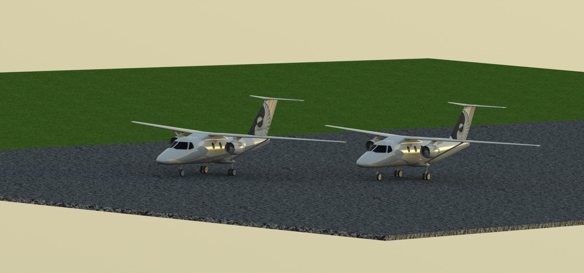 6&8 Passenger Light Business Jet Family