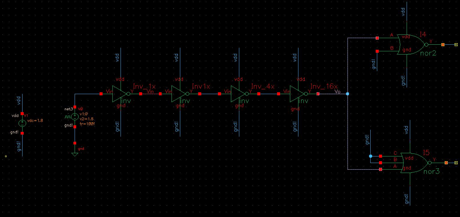 Top Level Schematics