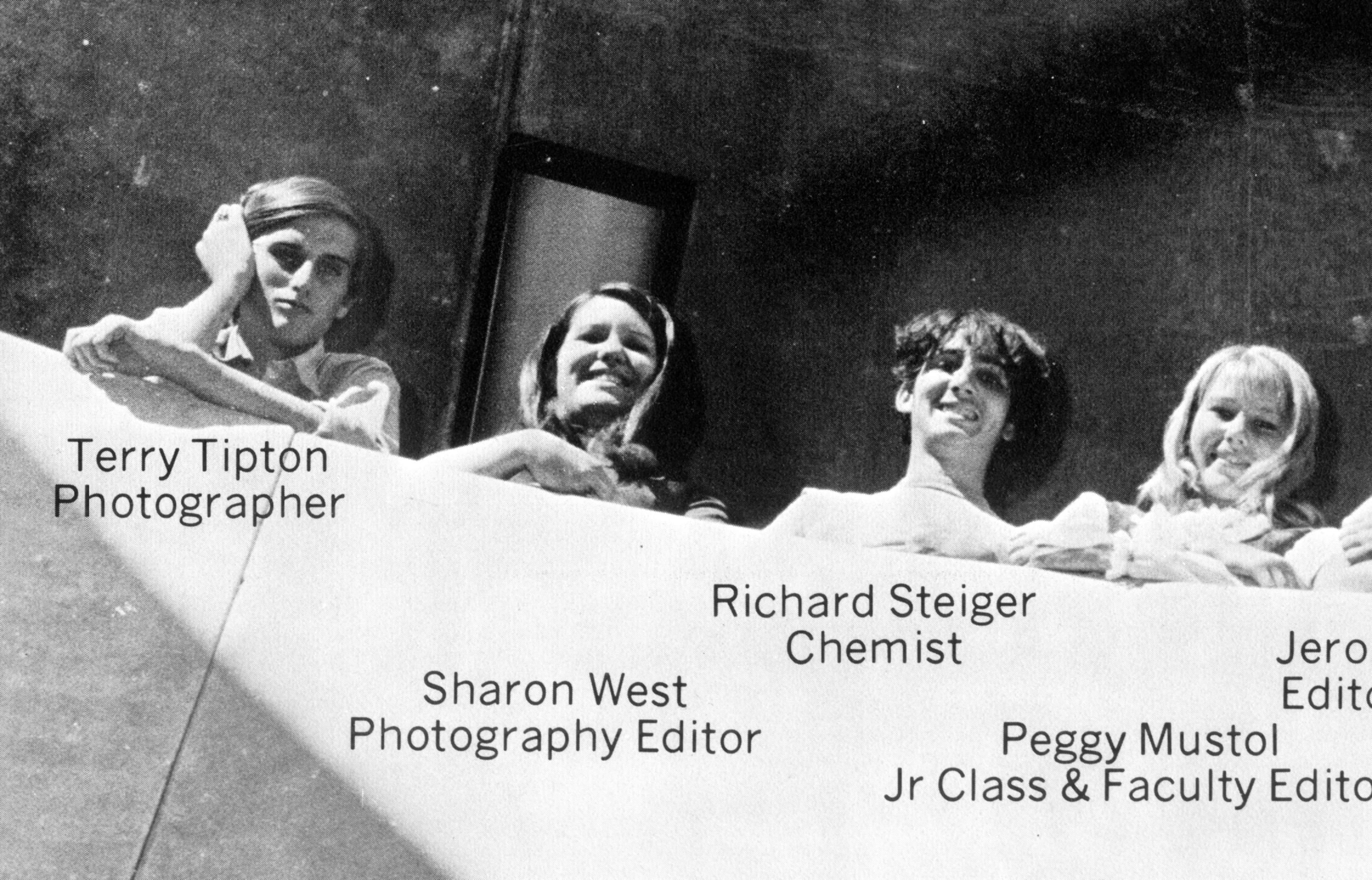 1970 monte Vista HS Annual Staff