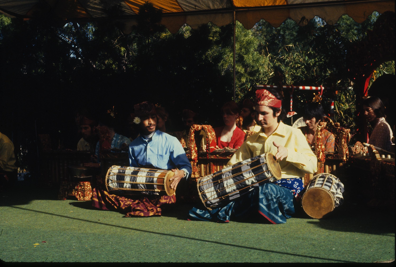 Gamelan Kebyar at the Wild Animal Park, 1982 (Komang Astita, dir)