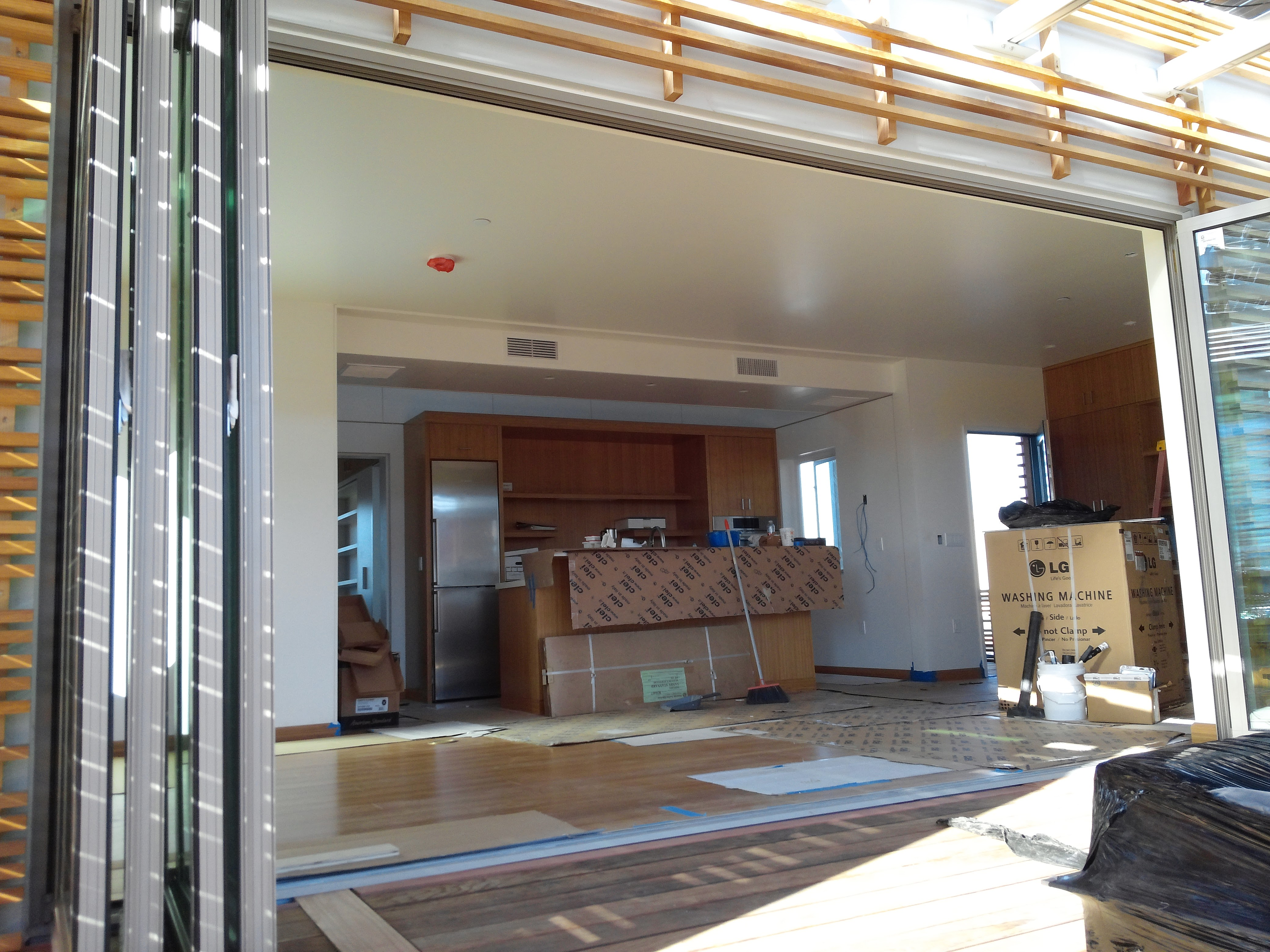 inside da house