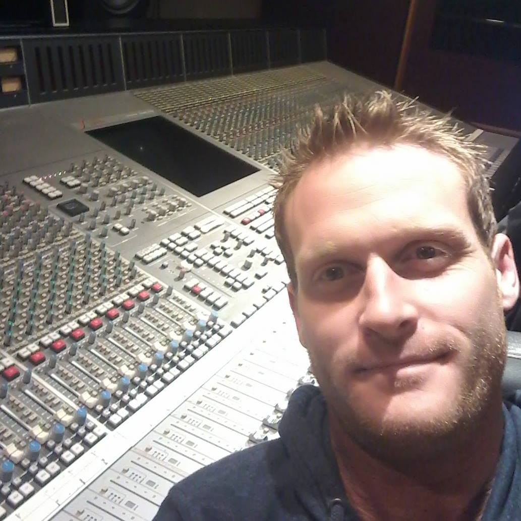 At work on the SSL