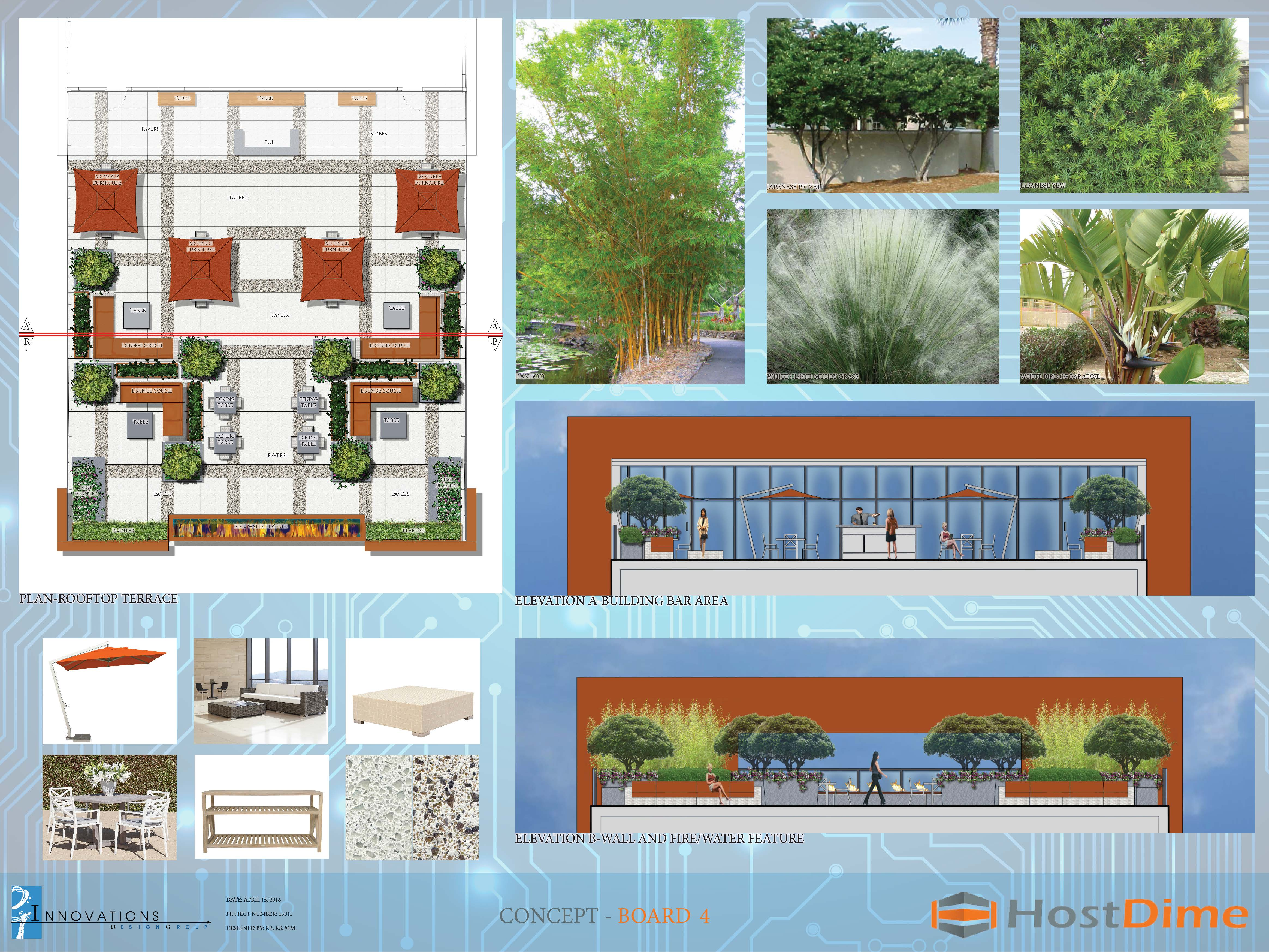 Design Phase of Commercial Project